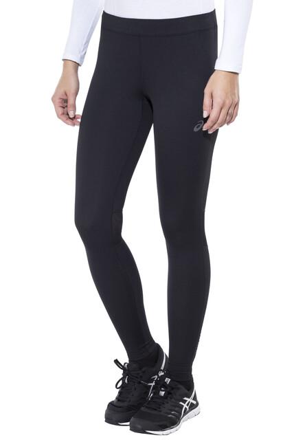 Pantalon En Vélos Noir Femme Boutique Tight Asics Running De PwS88x